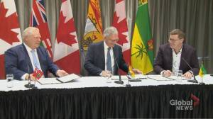 Conservative Premiers Ford, Moe, Higgs to consider implementing new nuclear reactor technology
