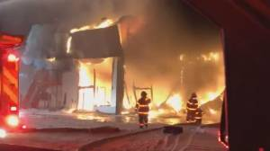 Charges laid after 2 massive fires in Edson