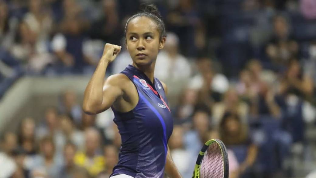 Click to play video: 'Bright future ahead for Fernandez following loss at US Open'