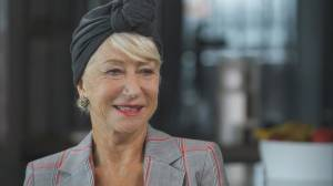Hollywood icon Dame Helen Mirren christens luxury expedition yacht