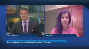 Responding to mental health crises in Canada