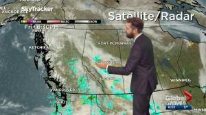 Edmonton weather forecast: Friday, September 25, 2020