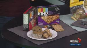 Easy, healthy lunches and snacks: Calgary dietitian dishes up ideas