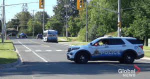 Student in critical condition after being struck by vehicle in north end of Peterborough (00:22)