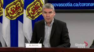 Coronavirus outbreak: Nova Scotia tightens provincial borders