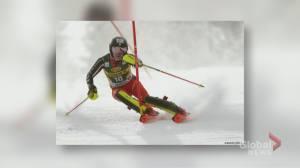 Building for Beijing: Alpine skier Erin Mielzynski (03:58)
