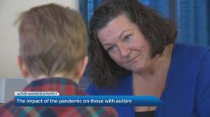 Autism Awareness Month: 'Brighter Path 4 Autism' helps families gain access to services amid the pandemic (05:09)