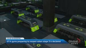 What gym-goers can expect during Stage 3 of reopening
