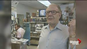 B.C. radio legend Warren Barker dies (00:40)
