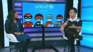 Unicef Canada is reinventing their Halloween box