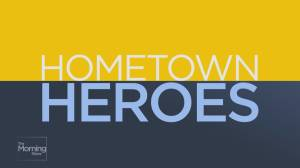 Hometown Heroes: Cycling to raise money to fight kids' cancer