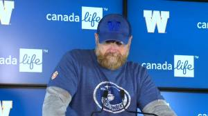 RAW: Blue Bombers Mike O'Shea Post Game – Sept. 27 (04:07)