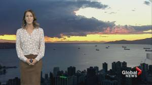 B.C. evening weather forecast: Oct 8