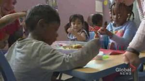 Federal Budget invests heavily in childcare (01:58)