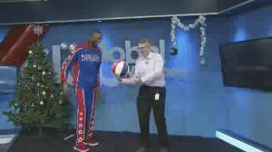 Harlem Globetrotters return to Winnipeg