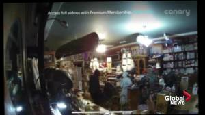Edmonton antique business ready to call it quits after 3 burglaries in 6 months (01:42)