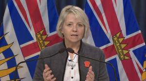 The numbers behind Dr. Bonnie Henry imposing a COVID-19 circuit breaker in B.C.'s north (02:18)