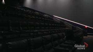 Edmonton Cineplex theatres ready for reopening (04:47)
