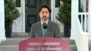 Coronavirus outbreak: Trudeau says government looking at vouchers for airline passengers