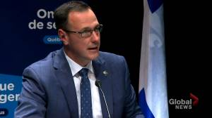 Quebec announces mask mandate for high school students in red zones (01:31)