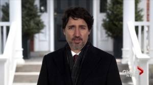 Nova Scotia Remembers: Trudeau says 'Canada is mourning with you'