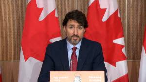 Coronavirus: Trudeau says Feds to add $600 million to business relief fund (00:49)