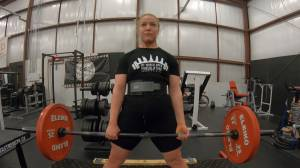 Moose Jaw lifter needs votes to be crowned 'World Games Athlete of the Year'