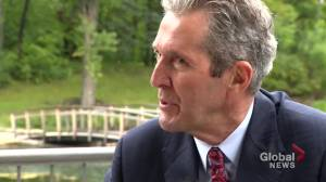 Brian Pallister says more 'tough love' coming to fix Manitoba's health care system