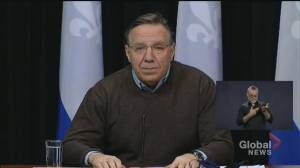Coronavirus outbreak: Legault says health officials have given 'green light' to reopen Montreal-area shops on May 25