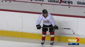 Calgary Flames doing everything they can to keep team COVID-19-free