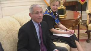 Fauci, other task force members, now in quarantine