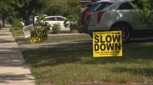 Brampton residents want detour-seeking drivers to slow down