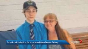 Visitations held for Hamilton teenager fatally stabbed outside of high school