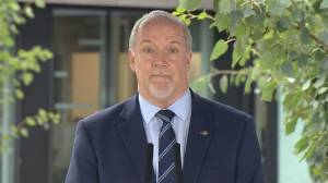 'We need to more flexible than ever before': B.C. premier on Sept. 8 start date for school