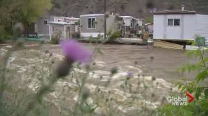 Evacuated homeowners in Cache Creek wait and worry
