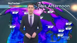 Saskatchewan weather outlook: Dec. 2