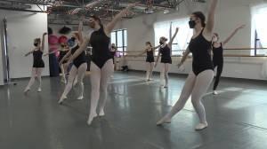 BC dance studio uses movement to improve mental health (01:55)