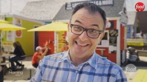 Food Network's John Catucci on the return of 'Big Food Bucket List'