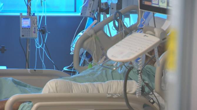 Click to play video: Saskatchewan prepared to send critical COVID-19 patients to Ontario