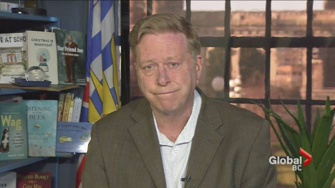 Click to play video: B.C. struggling to deal with vaccine supply