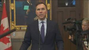 Morneau says changes to mortgage stress test rate will respond to market conditions