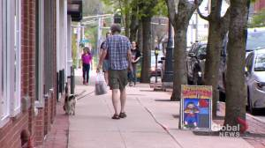 Dr. Strang urges Nova Scotians to move up their second COVID-19 shot (02:05)
