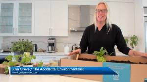 The Accidental Environmentalist Julia Grieve chats with GNM