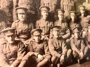 Remembering Faces and Names of Peterborough's Soldiers