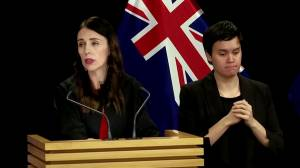 Investigations into New Zealand's fatal volcano eruption may take a year: Ardern (01:12)