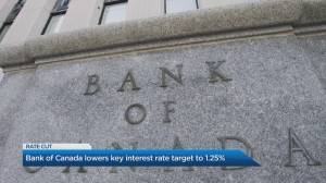 How does the Bank of Canada's interest rate cut affect you?