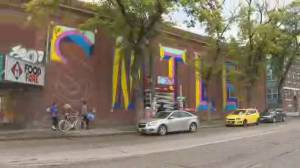 Wall-To-Wall Mural & Culture Festival continues to grow in Winnipeg