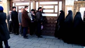 Iranians head to polls to vote in parliamentary election