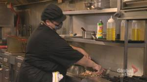 COVID-19: Labour shortage hitting Quebec businesses hard (02:07)