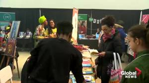 Montreal Haitian community gathers ahead of earthquake's 10th anniversary (02:30)